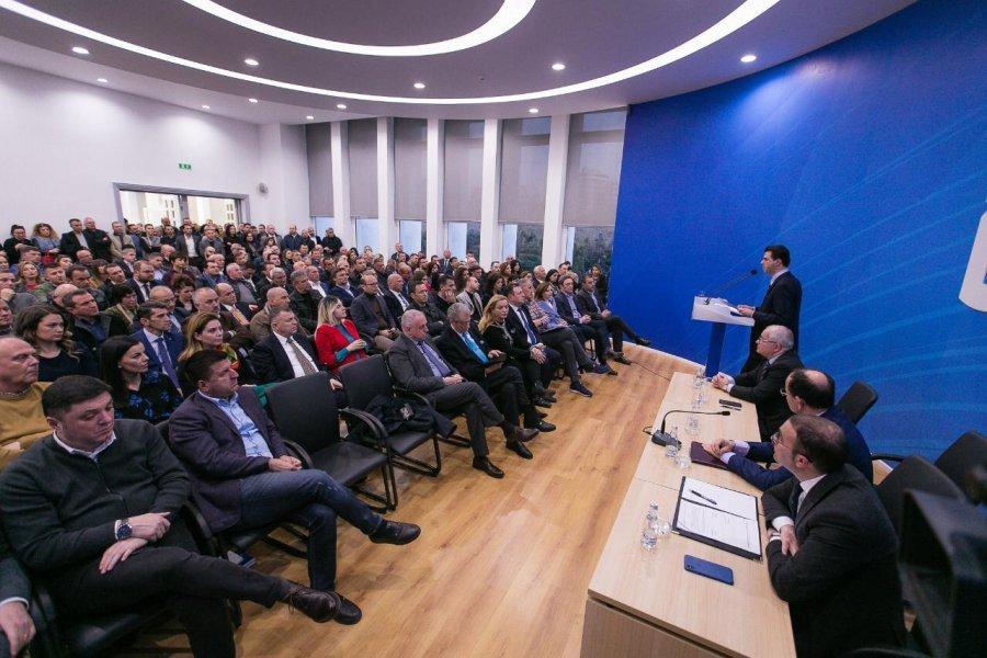 Vendimi i Kryesisë së PD: Nuk bëhemi pjesë e zgjedhjeve me Edi Ramën kryeministër