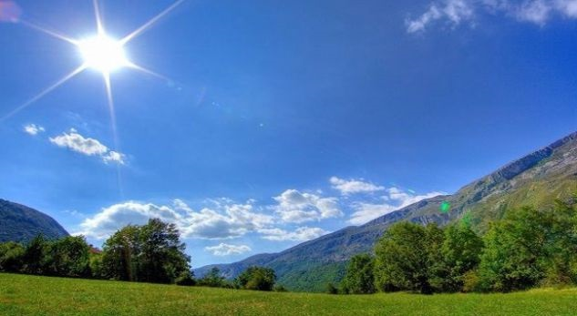 Shirat i lënë vendin ditëve me diell, ja si parashikohet moti për këtë javë