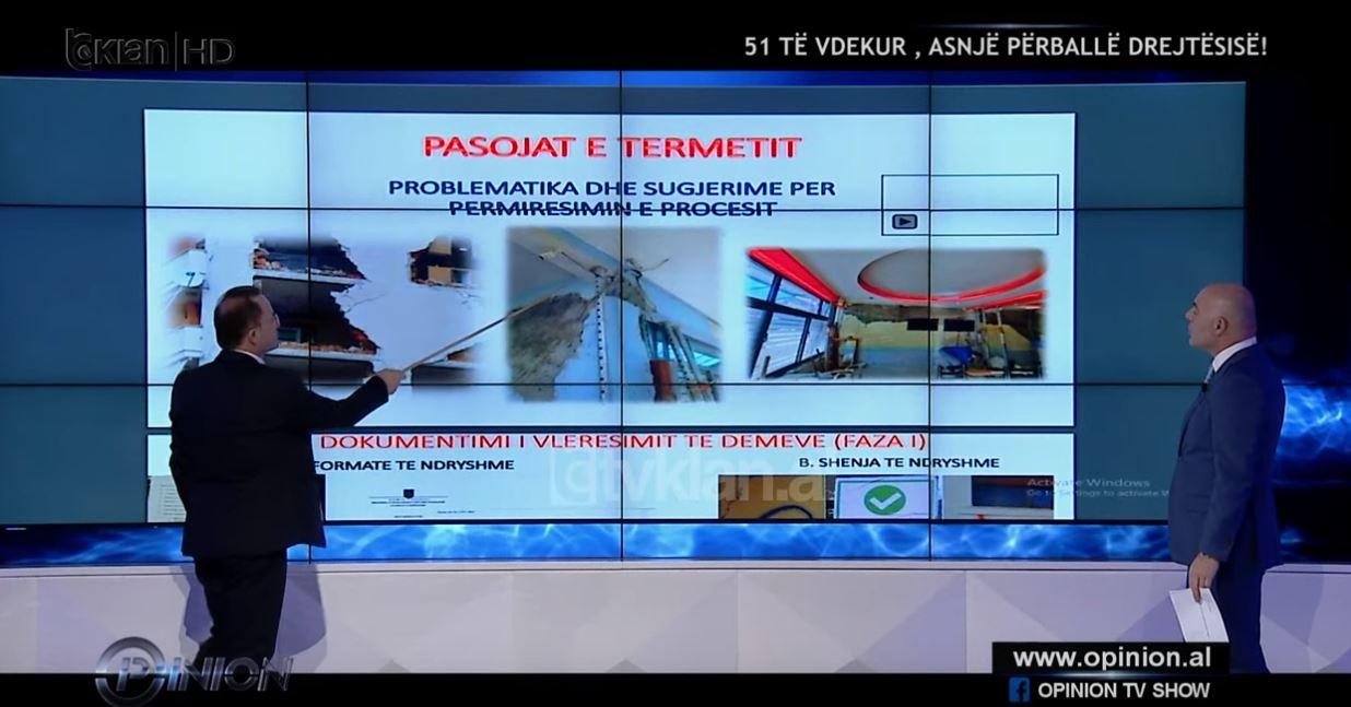 Pesë akte të ndryshme konstatimi/ Inxhinieri: Po bëhen shumë gabime, në një tërmet tjetër Durrësi do rrëzohet më shumë