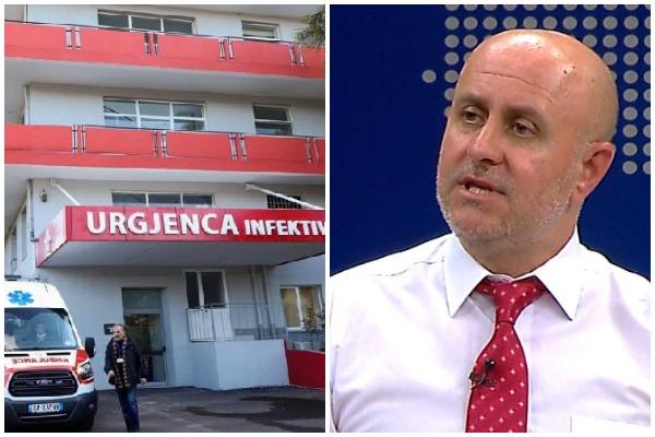 """Mjeku Dasho hedh """"bombën"""": Shqipëria renditet në 2-3 vendet e para në botë për vdekjet Covid, po fshihen viktima në shtëpi e spitale"""