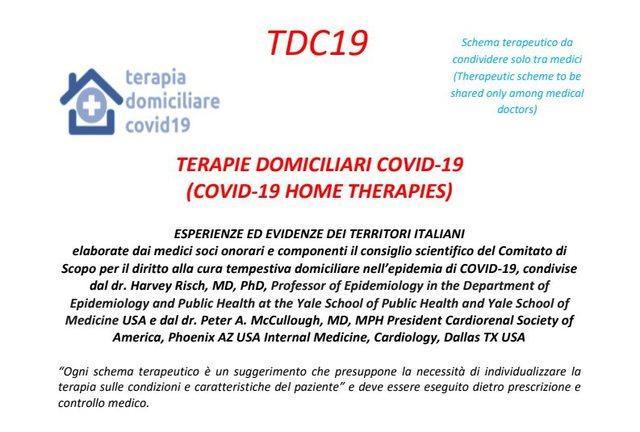 Sipas fazave/ Recetat e mjekëve italianë, si kurohet Covid në shtëpi