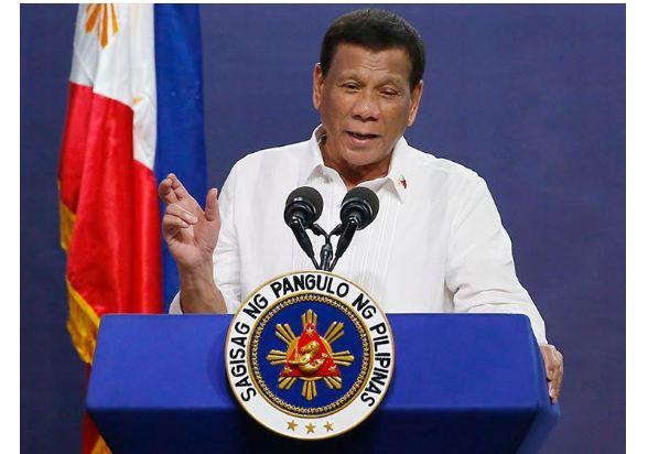 """""""Vaksinohuni ose do ju fus në burg""""/ Presidenti i Filipineve kërcënon qytetarët: Mos më keqkuptoni, por…"""