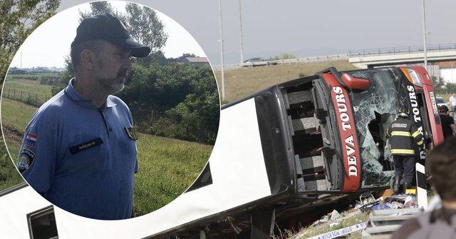 Aksidenti tragjik/Autobusi fluturoi, vdekja e 10 shqiptarëve, shefi i policisë: Nuk kam parë ndonjëherë…