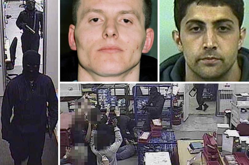 Grabitja më e madhe në Britani, kush janë shqiptarët e dënuar!  Një prej autorëve lirohet nga burgu duke paguar 1 paund