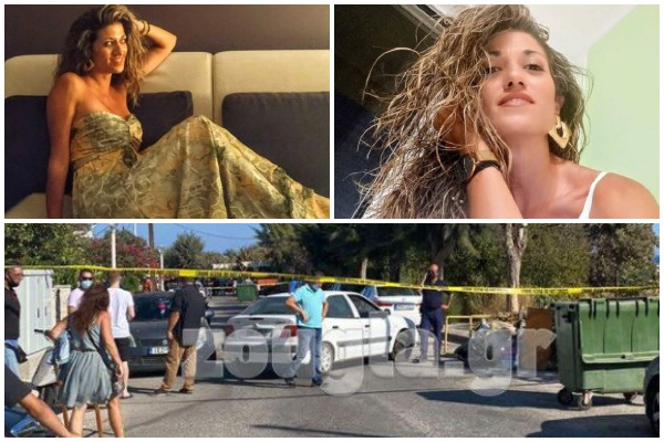 """""""Nuk jetoj dot pa të""""/ Mësuesja 31-vjeçare në Greqi vritet me armë gjahu nga ish-bashkëshorti! Autori vetëvritet më pas në banesë"""
