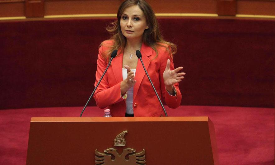 Jorida Tabaku: Borxhi për frymë u rrit 1200 euro/frymë nga 2013